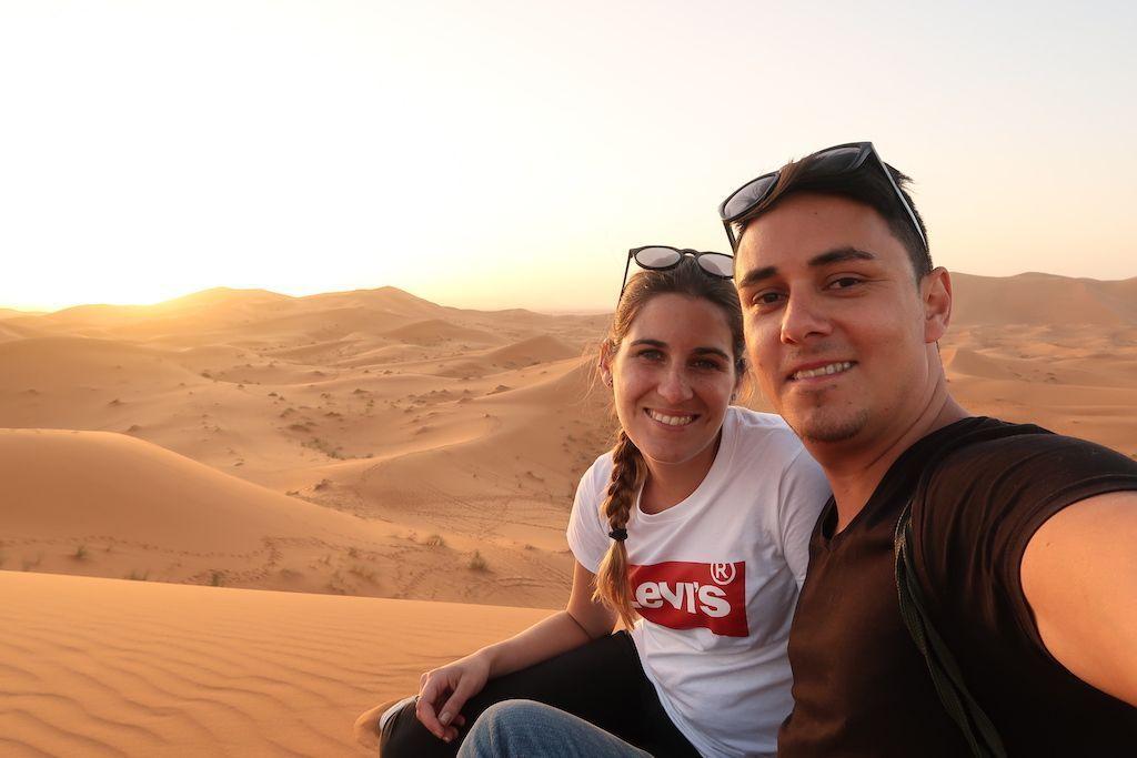 desierto marruecos