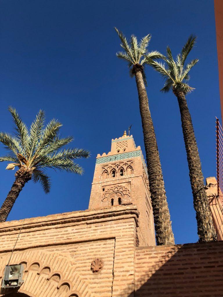 que ver en Marrakech en 3 días