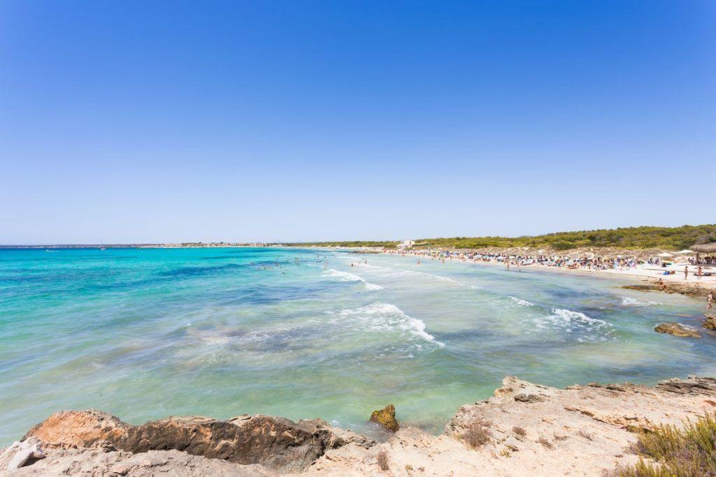 mejores playas de Mallorca